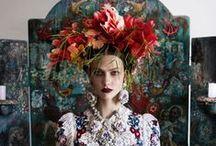 'fashion/editorial' / by Charlotte Olsson Bauer