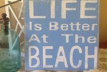Beach House Ideas / by Stefanie C