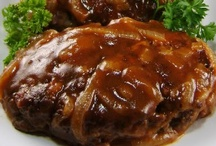 Cooking w/beef or pork / Recipes that look scrumptious and I'd really like to try them... Check my other boards for recipes I've tried and will definitely make again.  / by Tammy Magill