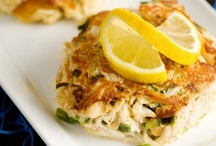 cooking w/Fish & other Seafood / by Tammy Magill
