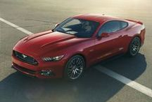 The all-new 2015 Mustang / Ready to experience freedom with the new Mustang? #MustangInspires    Click here for full participation details http://www.mustanginspires.com/en-ca/ / by Ford Canada