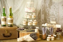 Dessert Table Ideas / Need inspiration for your Dessert Table? We've got quite a bit of experience, I hope this board helps! / by PubCakes