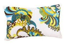 * Pillow Palace* / Pillows,pillows I love them I decorate my couch,bed and window nook / by Arleen Garmon