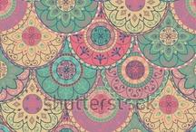 favorite patterns / by Danai Cg