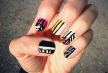 Nails / Nail Polish, Nail Art, Nail Designs, Nail Tutorial / by Miranda Leese