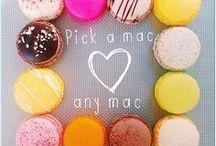 Macaron Magic / Macarons Macarons Macarons  / by Anges de Sucre