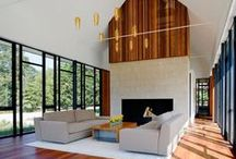 Living Room Lighting / by Niche Modern