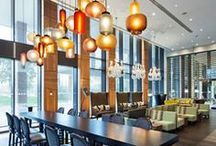 Hotel Lighting / by Niche Modern