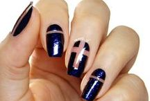 Nails / Hot colors and nail designs to inspire your nail art & classic nail looks / by Bloom.com