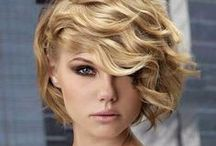 Short Locks & Pixie Cuts / Ideas and styles for short hair.  / by Bloom.com