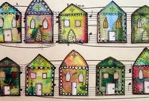 Houses - {Little&Cute} / by refinehere :)
