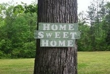 reclaimed pallets/Barn wood / Finished summer projects / by Amanda Moore