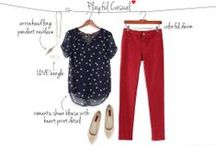 Stitch Fix Inspiration / Clothes I want or clothes I wish I looked good in / by Melissa Judy