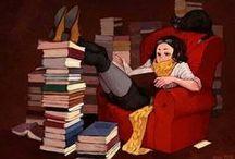 Bookish / by Camilla P.