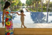 The Family Traditions at St. Regis program / Celebrating the art of play with captivating activities, amenities and experiences for our younger guests and their families. Learn more at www.stregis.com/familytraditions. / by St. Regis Hotels & Resorts