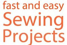 Easy Sewing Projects / by Michelle Freeman