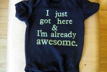 Baby Style / Here are some adorable threads and accessories for your newborn! / by UnityPoint Health - Des Moines