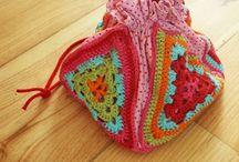 Crochet, agujas / by Penélope Val