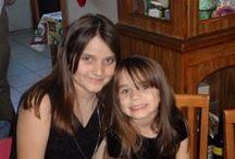 Ari & Sofia / Activities, sweet thoughts, hobbies, jokes, memory makers, things to learn for my girls / by Rachel Hernandez