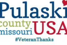 #VeteranThanks Project  / Each day, year round, we will be uploading photos of Veterans to our blog at www.veteranthanks.blogspot.com. / by Pulaski County Tourism Bureau & Visitors Center