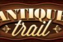 Antique Trail! / Visit #PulaskiCountyUSA's Antique Stores on our Antique Trail! FREE brochure, 573.336.6355 to order your copy. #VisitMO / by Pulaski County Tourism Bureau & Visitors Center