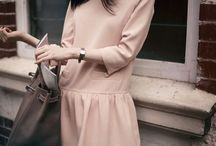 Fashion favorites / Compilation of amazing styles from all seasons, with a focus on classically elegant looks for women. / by Katie Gera