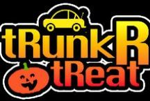 Trunk Or Treat Ideas / by Colette Lieberg-Thibodeau