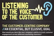 007 The Voice of the Customer / by 007 Marketing