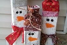Christmas / by Amanda Marie