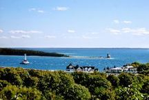 Mackinac Island / Grand Hotel is located on Mackinac Island voted as one of the top 10 Islands in the World by Conde Nast Traveler. / by Grand Hotel