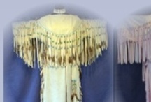 NATIVE REGALIA / I have posted many photos, I will not try to copy anyone's work I love the different designs, so nice to see the difference  in Tribes,The most beautiful work in all / by Meriel Henson