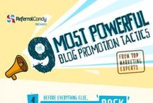 """007 Blogging Made Easy / """"A blog is only as interesting as the interest shown in others."""" ~ Lee Odden  / by 007 Marketing"""