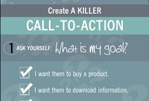 007 Call-to-Action Design / How to create killer CTAs and make the most of them. / by 007 Marketing