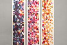 Inspiring Modern Quilt / by Amy Garro