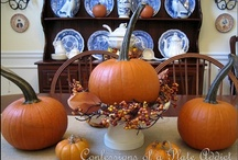 Fall decor / by Debbie @ Confessions of a Plate Addict