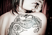 Tattoos I like / by Shelley Risk