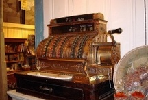 OLD REGISTERS / by Tracy Santell