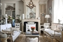 Country French Fireplaces / by Debbie @ Confessions of a Plate Addict