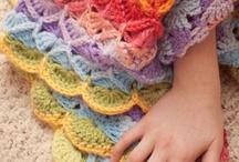 For Needles, Hooks and Yarn / by Trisha Mae