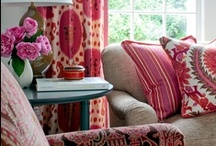 Textiles & Trim  / Interesting Fabrics & Trim / by Holli Logan