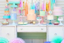 Birthday Party Ideas / by Emilie Parry