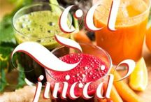 Juicer Recipes & Ideas / Oh juice, how we love you.  What would we do without the recipes to keep it fresh?  Right here, right now...these juicing recipe ideas will help you with daily juice combination inspiration. / by All About Juicing