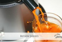 Best Juicers & Accessories / Stop searching, really.  These are the best juicers and accessories for various reasons...  Durability, longevity and price. / by All About Juicing