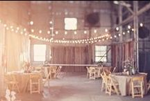 Wedding / I want my wedding to be rich and colorful but still feel simple and earthy. With lots of lights  and memories / by Bianca Taylor