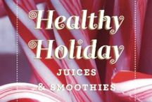 Party & Holiday Style / Having a party? Gettin' ready for the next fun holiday? Ideas for impressive drinks, decorations, etc.  Party time. / by All About Juicing