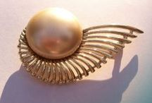 SARAH COVENTRY / Vintage Jewelry Signed By Sarah Coventry, Sarah Cov, SC / by Dana Allman
