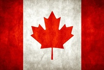 Oh CANADA / My beautiful home. I adore my country. I am from Ontario. / by Eileen Mallory