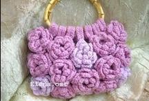 Bags Crochet / by Lis Bjørnsgaard