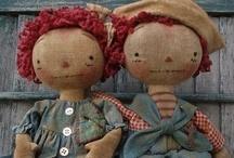 Dolls / by Annie Adams-Porter