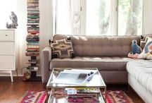 HOME - living space / ...sit and relax... / by Becca Kae